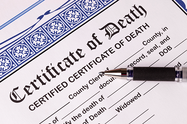 The 'What,' 'Why' & 'How' of Death Certificates in Pennsylvania